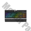 Billentyűzet vezetékes HAMA uRAGE Exodus 900 mechanikus Brown switch RGB fekete