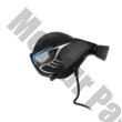 Headset vezetékes HAMA uRage SoundZ 500 nyakpántos USB fekete