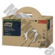 Nagyteljesítésű tisztítókendő Tork W7 hajtogatott hordozható