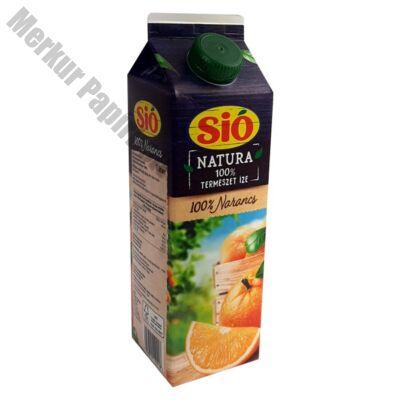 Gyümölcslé SIÓ Natura narancs 100%-os 1L