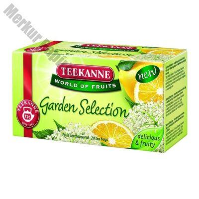 Gyümölcstea TEEKANNE Garden Selection bodza-citrom 20x2,5gr