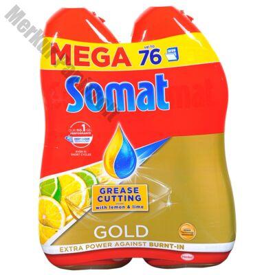 Mosogatógép gél SOMAT 2 x 684 ml