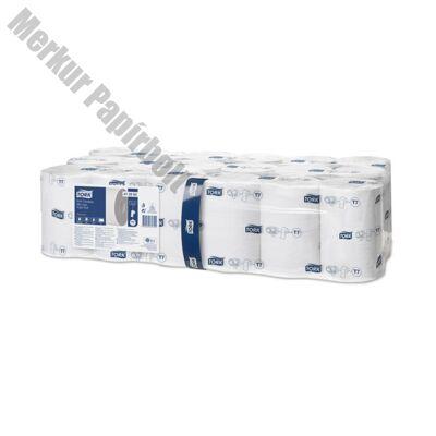 Toalettpapír belsőmag nélküli TORK Midi-size Premium T7 2 rétegű fehér