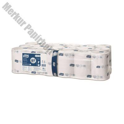 Toalettpapír belsőmag nélküli TORK Midi-size Advanced T7 2 rétegű fehér