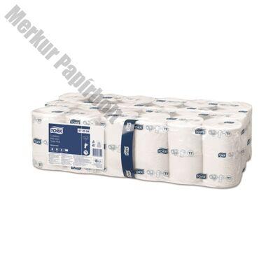 Toalettpapír belsőmag nélküli TORK Midi-size Universal T7 1 rétegű fehér