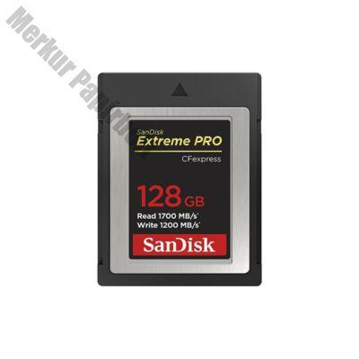Memóriakártya SANDISK Extreme Pro CFExpress 128 GB