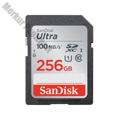 Memóriakártya SANDISK SDHC Ultra 256 GB