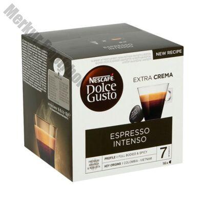 Kávékapszula NESCAFE Dolce Gusto Espresso Intenso 16db