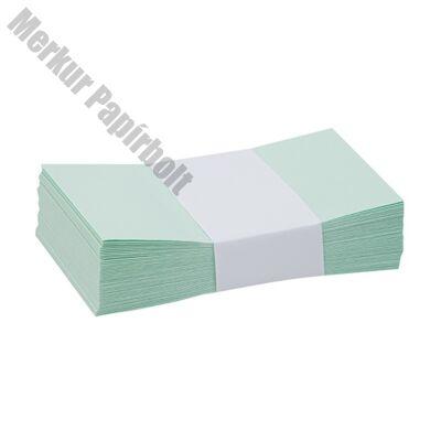 Névjegyboríték színes KASKAD enyvezett 70x105mm 61 világos zöld 50 db/csomag