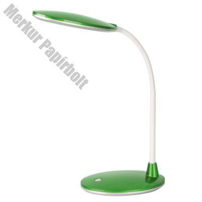 Asztali lámpa RÁBALUX Oliver 4300 LED 5W műanyag zöld