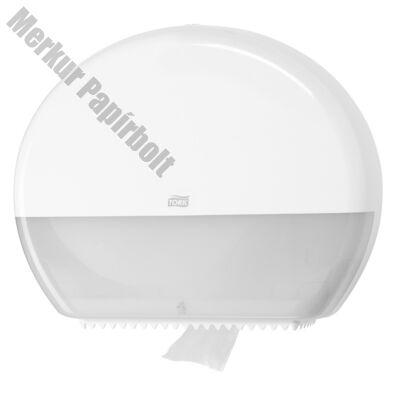 Toalettpapír adagoló TORK Jumbo Elevatioun T1 fehér