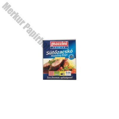 Sütőzacskó Extra MAZZINI Prémium 38 x 40 cm 5 db/csomag