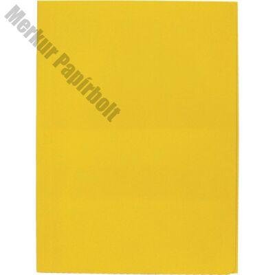 Iratgyűjtő OPTIMA A/4 400 gr sárga
