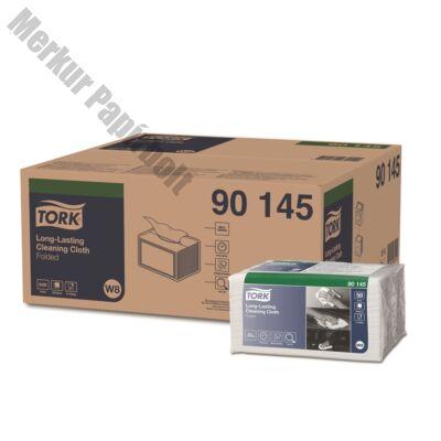 Többször használható tisztítókendő Tork hajtogatott kis csomag W8 fehér