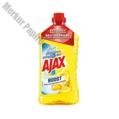 Általános tisztítószer AJAX BOOST 1L lemon