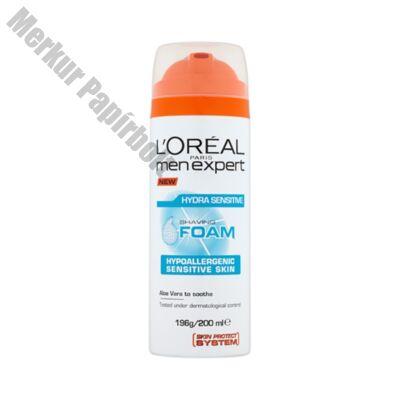 Borotvahab L`OREAL Men Expert Hydra Sensitive 200 ml