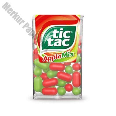Cukordrazsé TIC TAC Applemix 49g