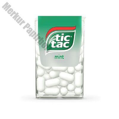 Cukordrazsé TIC TAC Mint 49g