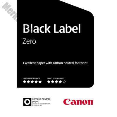 FÉNYMÁSOLÓPAPÍR CANON BLACK LABEL EXTRA A/4 80GR