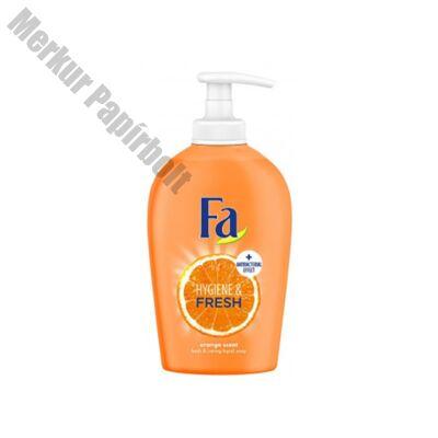 Folyékony szappan FA 250ml pumpás Hygiene&fresh Orange