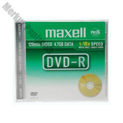 ÍRHATÓ DVD-R MAXELL 4,7GB NORMAL TOK