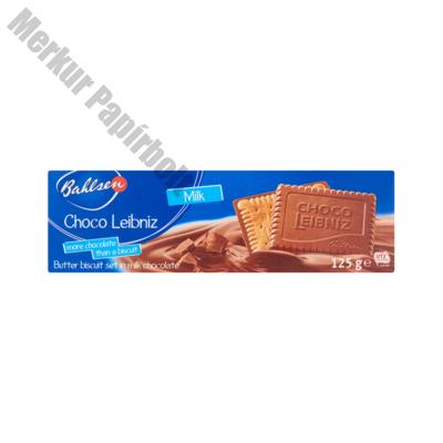 Keksz BAHLSEN Leibniz Choco 125g