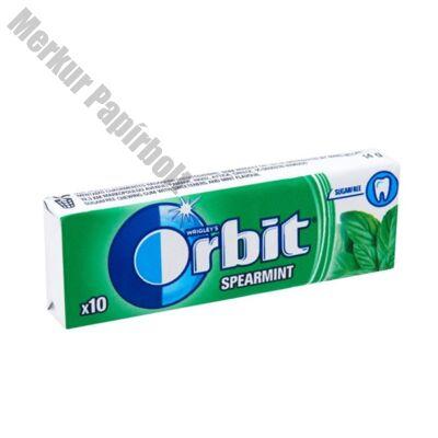 Rágógumi ORBIT Spearmint 14g