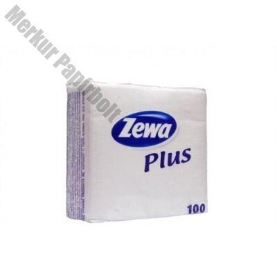 Szalvéta Zewa Plus 100db-os 1 rétegű