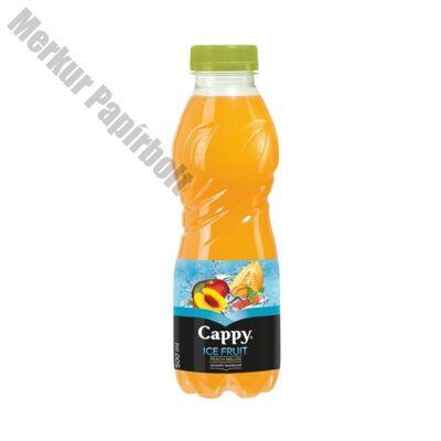 Üdítőital szénsavmentes CAPPY Ice Fruit őszibarack-dinnye 0,5L